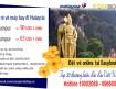 Siêu rẻ vé máy bay đi Malaysia giá từ 98 USD/ 2 chiều