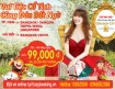 Vé siêu khuyến mãi đi Bankok, Yangon, Taipei, Seoul, Singapore