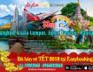 Vé máy bay đi Thailand, Malaysia từ hãng hàng không giá rẻ Air Asia