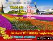 Vé máy bay đi Ấn Độ và Châu Âu 01-2018 từ hãng Jet Airways