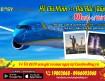 Khuyến mãi vé máy bay đi Đài Loan 80 USD từ Vietnam Airlines