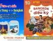 Giá chỉ từ 37 USD bay thẳng Nha Trang-Bangkok 02-2019 từ hãng Air Asia