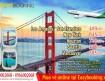 Khuyến mãi khởi đầu năm mới vé máy bay đi Mỹ - Canada cùng Eva Air