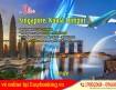 Siêu khuyến mãi giá 0đ vé máy bay đi Singapore - Kuala Lumpur khứ hồi