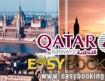 Vé máy bay đi Châu Âu, Mỹ, Phi và Trung Đông từ tháng 4/2014- Qatar Airways