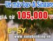 Vé máy bay đi Singapore siêu rẻ 105000 VNĐ - Vietjet Air