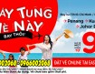Siêu rẻ vé máy bay đi Malaysia và Thailand 03-2017