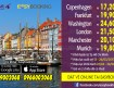 Qatar Airways Kỷ niệm 10 hoạt động với chương trình giá rẻ đi Châu Âu