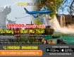 Vé máy bay giữa Đà Nẵng và Buôn Ma Thuột từ Vietnam Airlines