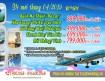 Giá vé Ưu đãi tháng 04/2019 của hãng Vietnam Airlines