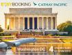 Vé máy bay đi Mỹ tháng 04/2018 từ hãng Cathay Pacific