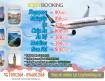 Singapore Airlines ưu đãi vé máy bay quốc tế tháng 04-2019
