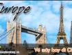 Giá vé tuyệt vời cho chuyến đi Châu Âu tháng 05-2017