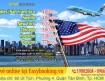 Vé máy bay đi Mỹ bay hãng Korean Air tháng 05 và 06-2020 giá từ 400 USD