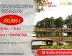 VietJet khuyến mãi giá vé HOT Sài Gòn đi Đà Lạt giá từ 390,000 đ