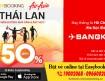 Vé siêu rẻ Air Asia đi Thái và các nước với chương trình giảm 50 phần trăm