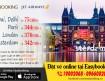 Vé máy bay đi Ấn Độ và Châu Âu giá rẻ tháng 06-2017 | Jet Airways