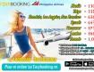 Ghế giảm giá mùa hè lên đến 50% từ hãng Philippine Airlines