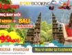 Bay thẳng HCM đi Bali giá chỉ từ 299000đ 06-2019 | Vietjet Air