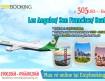 Vé đi Los Angeles-San Francisco-Seattle cao điểm từ hãng EvaAir