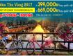 """Ưu đãi đặc biệt với chương trình """"Mùa Thu Vàng"""" từ Vietnam Airlines"""