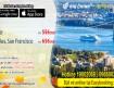 Khuyến mãi vé máy bay đi Canada, Mỹ | Easybooking.vn