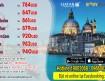 Vé đi Châu Âu, Châu Phi & Mỹ 09/2016