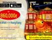 Vé siêu rẻ đi Hong Kong giá từ 860000đ 09-2016 | Vietjet Air