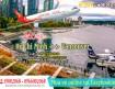 Chỉ còn từ 245 USD khứ hồi đi Vancouver từ hãng HongKong Airlines
