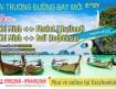 Đường bay mới đi Bali - Phuket giá ưu đãi từ hãng VietnamAirlines
