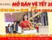 Siêu rẻ vé TẾT 2021 chuyến HCM - Hà Nội giá chỉ từ 1,019,000đ/ 1 chiều