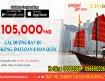 Khuyến mãi tất cả các đường bay Đông Bắc Á  tại Easybooking.vn
