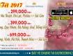 Khuyến mãi vé máy bay Tết 2017 giá vé 299k ưu đãi từ Vietnam Airlines
