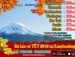 Giá ưu đãi mới vé đi Nhật & Mỹ tháng 10/2017 từ hãng Korean Air