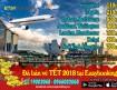 Vé quốc tế mùa thu giá khuyến mãi 10-2017 từ hãng Singapore Airlines