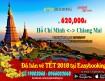 Mở đường bay mới đi Chiang Mai Thái Lan từ hãng Vietjet Air