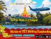 Vé máy bay đi Myanmar giá đặc biệt tháng 10