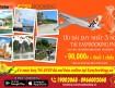 Duy nhất 3 ngày từ 12-15 tháng 10 với giá vé 90000đ từ hãng Jetstar