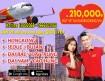 Săn vé mê say bay ngay quốc tế 11-2016 | Vietjet Air