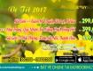 Vui xuân 2017 với vé Tết giá hấp dẫn chỉ 299k từ Vietnam Airlines