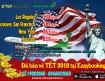 Vé máy bay đi Mỹ giá hấp dẫn từ 11-2017 từ Eva Airways