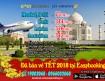Vé máy bay siêu rẻ đi Ấn Độ & Châu Âu 11-2017