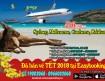 Siêu rẻ với vé máy bay đi Úc tháng 11-2017 từ Singapore Airlines