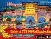 Vé máy bay đi Đài Loan 11-2017 từ hãng Vietnam Airlines