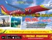Khuyến mãi đường bay mới HCM-Vân Đồn từ hãng Vietjet Air