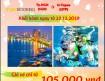 Siêu rẻ vé máy bay khởi hành từ HCM - Hà Nội đi Pattaya Thái lan