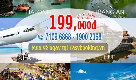 Nha Trang 299k - Hue 399k